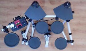 Batterie drum électronique Yamaha DTXplorer FULL EQUIPED