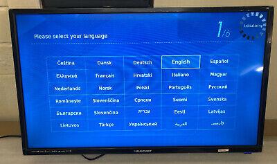 "BLAUPUNKT 32/138M 32"" SMART WIFI LED TV FREEVIEW TUNER JBL SPEAKERS HDMI *R93*"