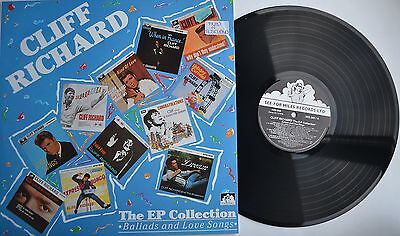 CLIFF RICHARD The EP Collection - Ballads & Love Songs (1989 French 20-track)