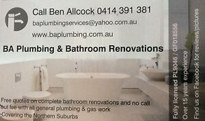 Bathroom Renovations Joondalup Area Preview