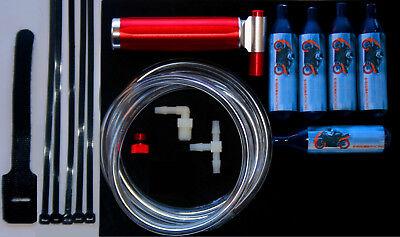 Motorized Bicycle Gas Bike Motor Engine 50 80 cc NOS Nitrous & Boost Bottle Kit for sale  Phoenix