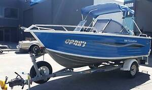 2004 Quintrex 500 Freedom Sport with a millennium hull Croydon Maroondah Area Preview