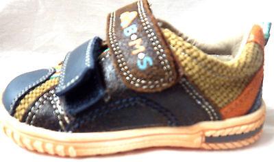 NEW BUCKLE MY SHOE CANVAS SHOES BEST BOYS SHOES RRP £45 SAVE £35 sale   (Best Boys' Shoes)