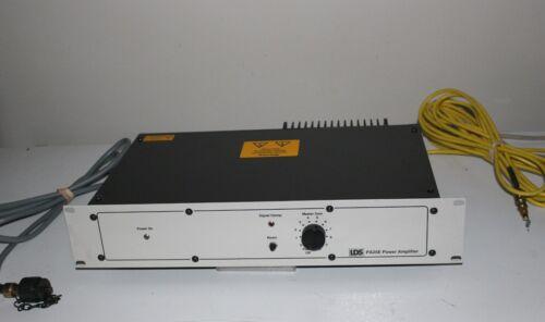 LDS PA25E 10Hz–10kHz Shaker Power Amplifier 48-Watts  w Cables  30 Day Warranty