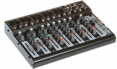 New Behringer Xenyx 1002B Mixer 3 Year Warranty Auth Dealer Best Deal on (Best Powered Monitors)