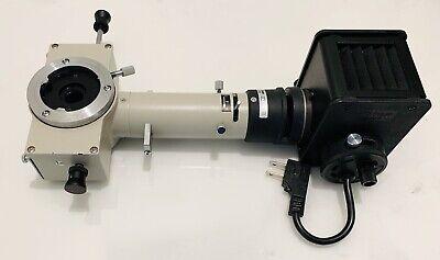 Nikon Microscope Fluorescence Illuminator 125v Lamphouse Optiphot Labophot