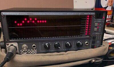 Audio Control Sa-3050a Third-octave Spectrum Analyzer