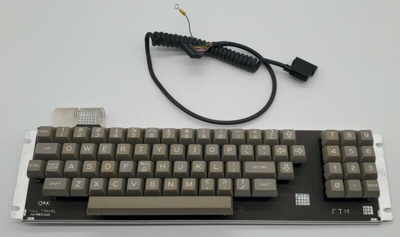 Oak Switch Systems Mechanical Keyboard Clicky Nice  Osborne