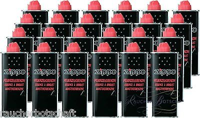 24 Zippo Feuerzeugbenzin Zippo Benzin Lighterfluid 125ml 1701001 ORIGINAL
