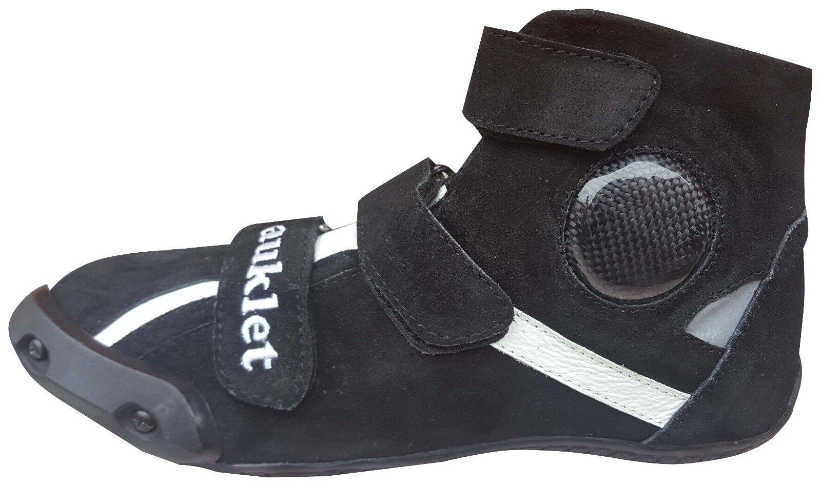 STIVALI scarpe minimoto Auklet scarpette MINI moto BAMBINO e ADULTO TAGLIA 30