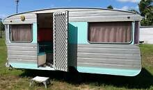 Vintage Retro Caravan 1967 Morayfield Caboolture Area Preview