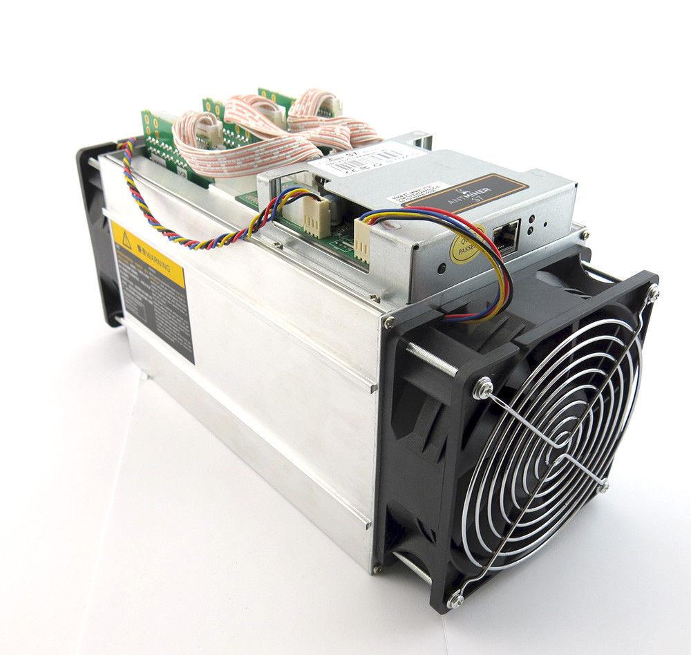 Bitmain Antminer S7 Bitcoin CASH ASIC Miner 4.73TH/s - BTC Mining Server
