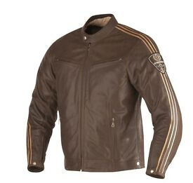 As New Motorcycle Jacket
