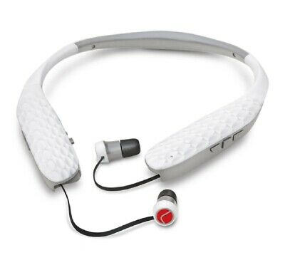 NEW Lucid Audio Hearband WHITE Bluetooth Ear Headband HeadPhone for sale  Shipping to India