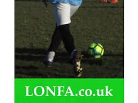 Join a football team in Derby, Derby Football clubs looking for players 7UY