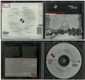 RARO-CD-Ariadigolpe-Profeti-Dell-039-odio-Hip-Hop-Rock-Italiano