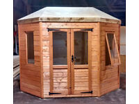 Garden Sheds - All Shapes & Sizes