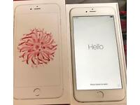 APPLE 64gb!!!! iphone 6+PLUS - Silver and White Excellent as new Condition Boxed £315