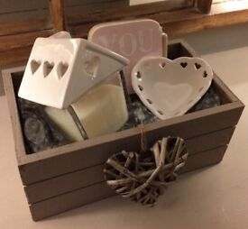 Mother's Day gift hamper box