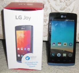 LG JOY MOBILE PHONE (LOCKED TO TESCO)