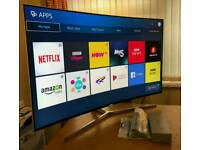 49in Samsung CURVED SUHD 4K HDR 1000 QUANTUM DOT SMART TV