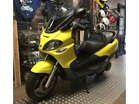 Piaggio X9 500 Super Scooter
