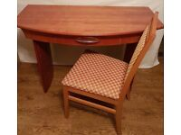 Desk Chair Mirror set - Clearance - Excellent Condition