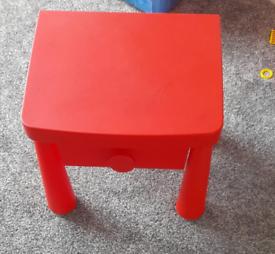 Free kids table