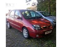 ⭐2004 Renault Scenic 1.6⭐Cheap to run & insure《 5door perfect family car