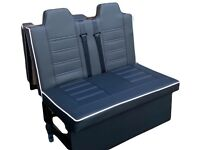 Rock And Roll Bed - 3/4 Size Deluxe Model + Belts + Fitting Kit + FREE SHIPPING