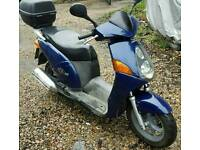 Honda nes 125cc 2002