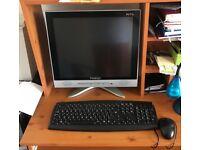Monitor & Keyboard