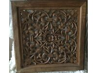 Wooden Ethnic Carving