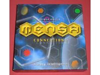'Mensa Connections' Board Game