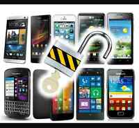 Unlock Samsung, HTC, LG, Sony phones for $30 only!