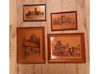 Melton Mowbray Copper Pictures