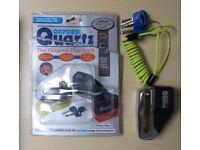 Oxford Quartz 10mm pin Disc Lock