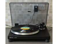 ARISTON ICON II HI-FI TURNTABLE & CARTRIDGE