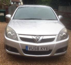 Vauxhall Vectra SRi Diesel MOT Till Oct 2018 Sat Nav