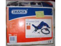 Makita Circular saw & draper hammer drill