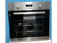 b317 stainless steel lamona single electric oven comes with warranty can be delivered or collected