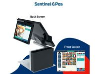 NEW All in One Epos system. Touch Screen EPOS / POS for Takeaway & Retail. Full Set.