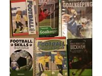Football training Books and videos for children