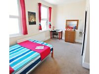 Double Room ENSUITE**KENSAL RISE**Lovely Property With Living Room&Garden
