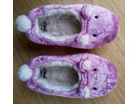 Girls Boden Slippers size 6 euro 39