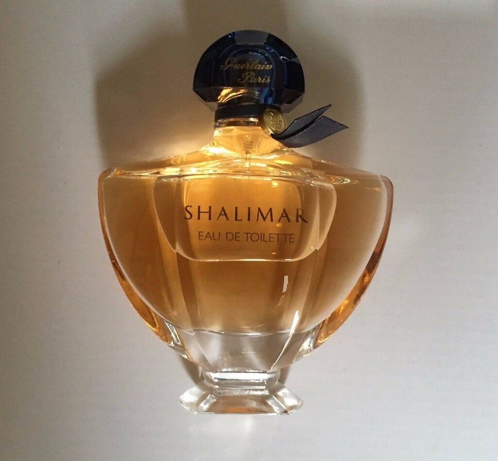 Guerlain Shalimar EDT 90ml New. Eau de Toilette.