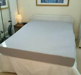 IKEA Sultan Huglo Double Mattress 140 x 200 cm. Could deliver nearby