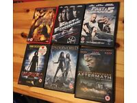 6 Top DVDs (bundle 8)