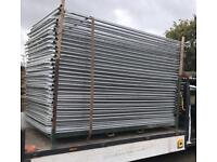 👷🏽 •New• Heras Style Temporary Security Fence Panels