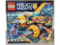 LEGO Nexo Knights Axl's Rumble Maker (70354).